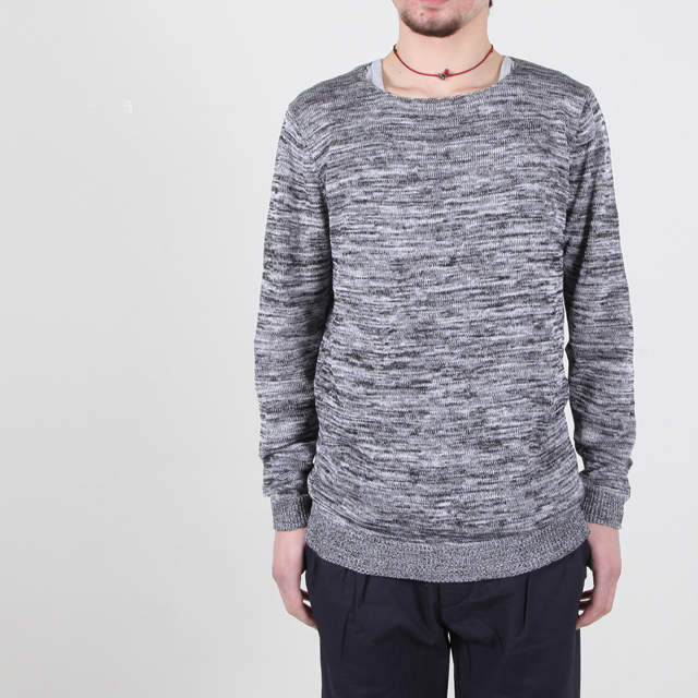 nosta Cotton Knit - Silver and Gold Online Store