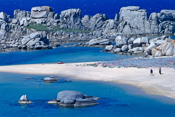 Corsica and South Sardinia Sailing - Luxury Yacht Charter Mediterranean - Absolute Yachting