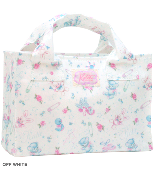 BAG - BABY TOYS box tote S - Katie Official Web Store