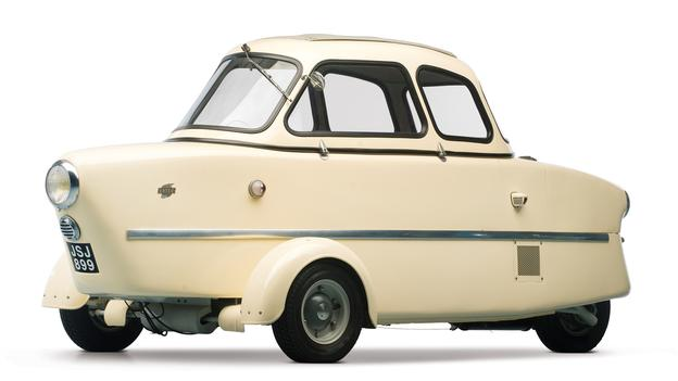 BBC - Autos - The timeless allure of microcars