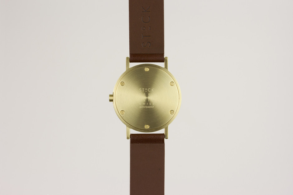 S002G | Stock Watches