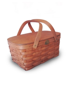 basic basket for two of The Tastemakers & Co.