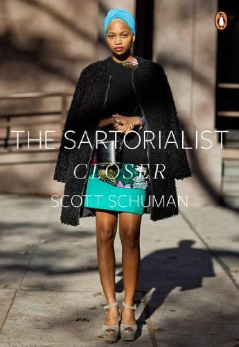 Amazon.co.jp: The Sartorialist: Closer: Scott Schuman: 洋書