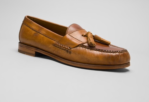 Cole Haan 1985 Summer Tassel Moccasin - The Shoe Buff - Men's Contemporary Shoes and Footwear
