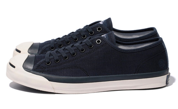round about: STUSSY X CONVERSE JACK PURCELL