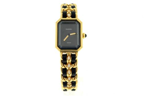 Chanel Premiere Gold Plated Watch - Photos, Videos, Links / Coolspotters