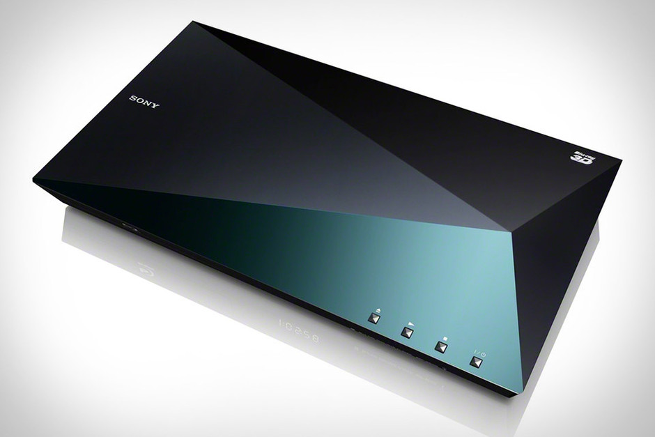 Sony S5100 Blu-ray Player | Uncrate
