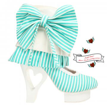 Irregular Choice - Rosy Green