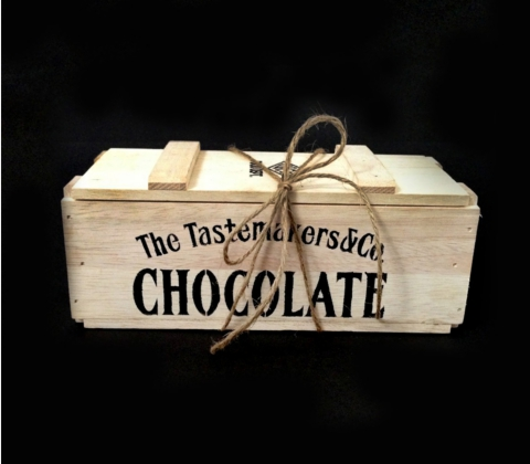 HOT CHOCOLATE KIT of The Tastemakers & Co.