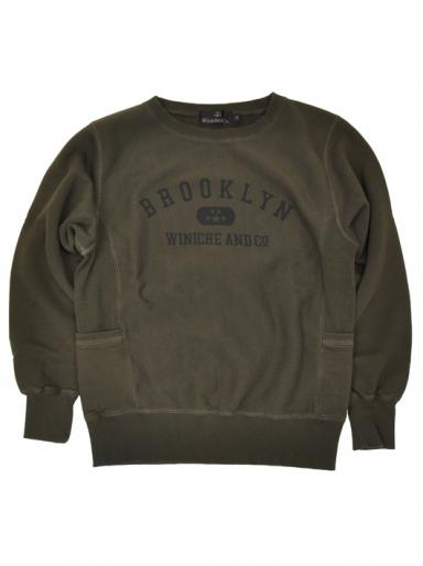 S.P Crew sweat - Winiche&Co.