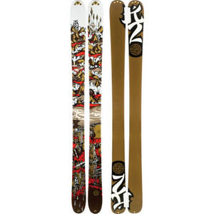K2 Kung Fujas Skis: Reviews of K2 Kung Fuja All-Mountain Skis