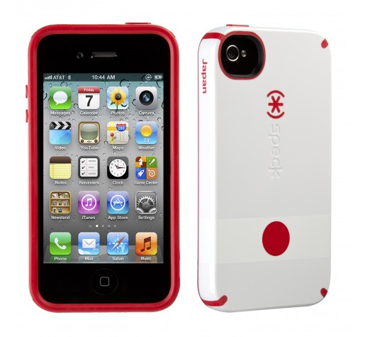 CandyShell Flag Cases & Covers for iPhone 4S | Speck Products