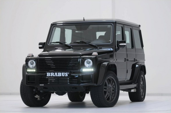 2009 BRABUS G V12 S Biturbo Mercedes-Benz G-Class - Car Models, News, Pictures, Price and Specification