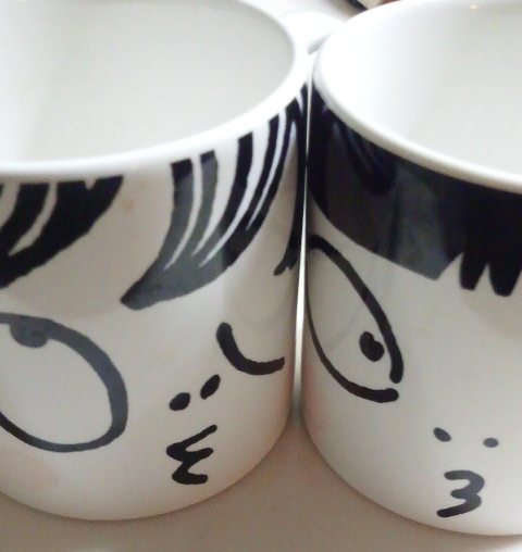 MUG CUP♡ | Away From The Numbers