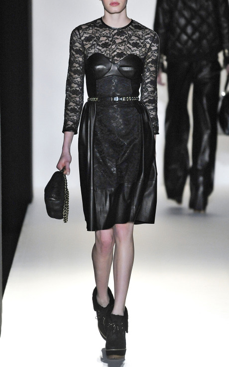 Shop Mulberry Full Skirt Dress at Moda Operandi