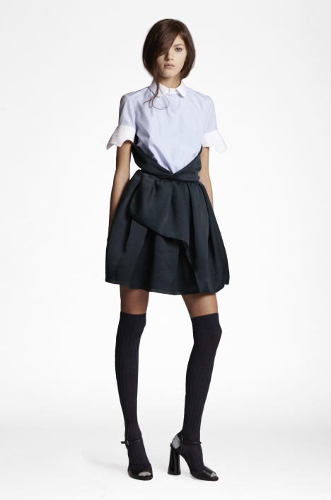 Carven | Collection Winter 2013 Introduction