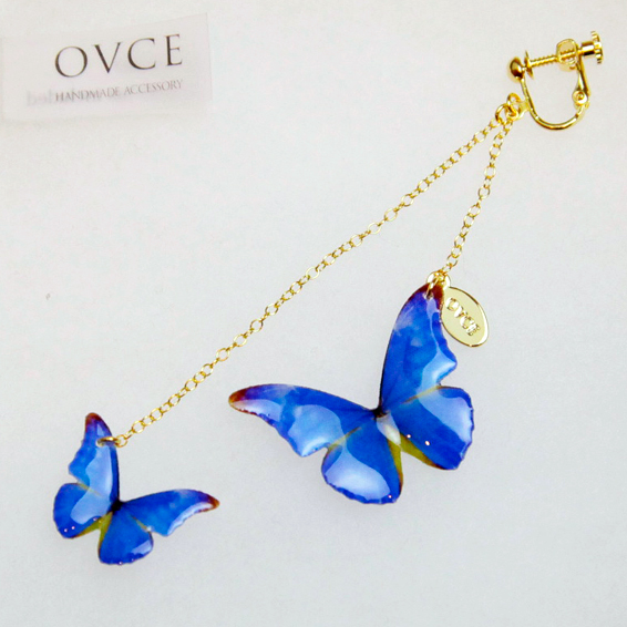 PUBLIC/IMAGE.STORE | 【OVCE】morpho イヤリング