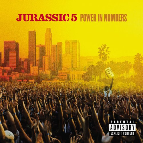 Amazon.co.jp: Power in Numbers: Jurassic 5: 音楽