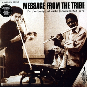 V.A. / MESSAGE FROM THE TRIBE   Record CD Online Shop JET SET / レコード・CD通販ショップ ジェットセット
