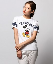 ROSE BUD COUPLES WOMENS / S-LCTT-14127 FRONT MICKEY S/S-T(Tシャツ・カットソー) - ZOZOTOWN