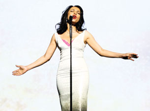 Sade tickets, concerts and tour dates. Official Ticketmaster site.