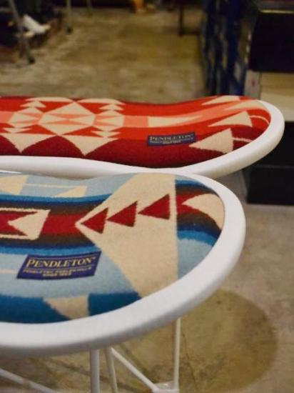 MADE BY SEVEN×PENDLETON /SKATE DECK STOOL スケートデッキ スツール - ARIZONA HIGHWAY