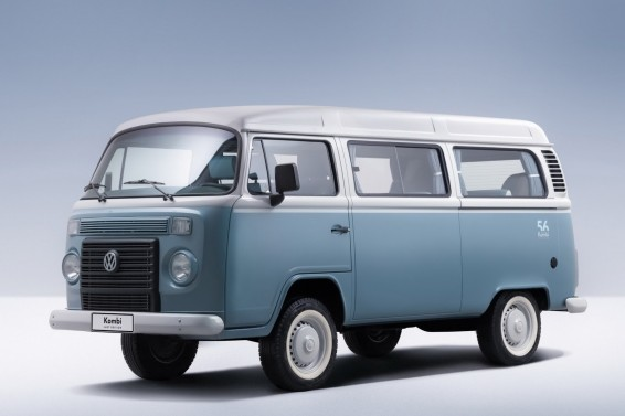 Volkswagen T2 Kombi – This Is The End - Unfinished Man
