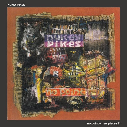 Amazon.co.jp: no point + new pieces I: NUKEY PIKES(ニューキーパイクス): 音楽