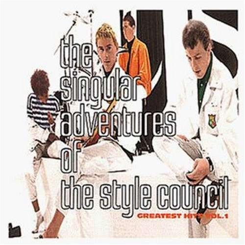 Amazon.co.jp: Singular Adventures of the: Style Council: 音楽