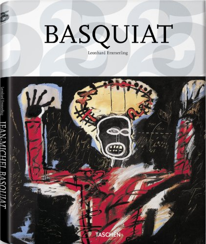 Amazon.co.jp: Jean-Michel Basquiat 1960-1988: The Explosive Force of the Streets (Taschen Basic Art Series): Leonhard Emmerling: 洋書