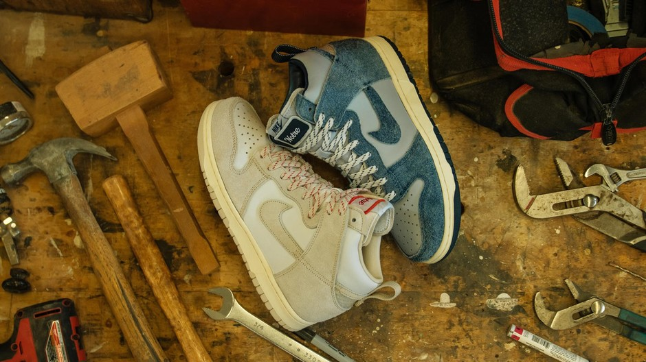 """【Notre × Nike】Dunk High """"Ours,""""が2021年1月21日/1月23日に発売予定 