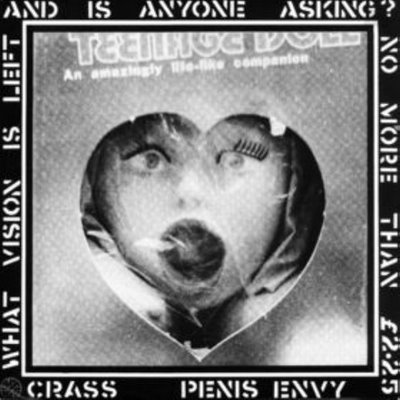 Images for Crass - Penis Envy