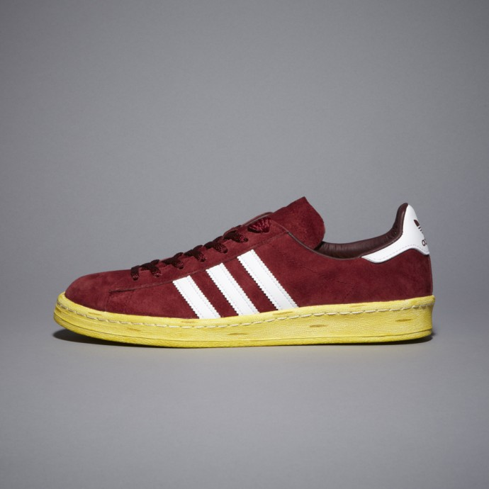 THE SESSION TOKYO: adidas Originals for mita sneakers