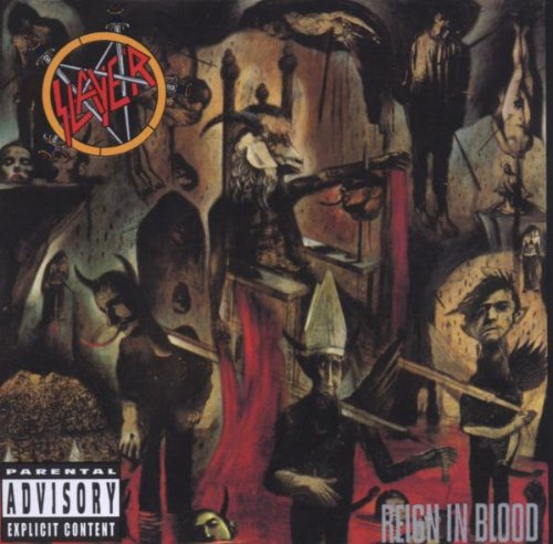Amazon.co.jp: Reign in Blood: Slayer: 音楽