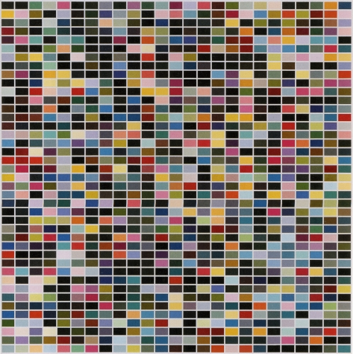 Gerhard Richter Is A Famous Painter Of Expensive Paintings - The Awl