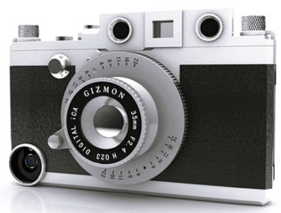 Four Corner Store : Your store for all things Toy Camera — Gizmon iCA iPhone Case