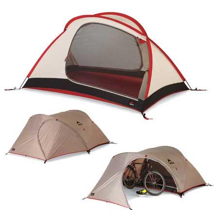 MSR Velo Tent 2-Person 3-Season - 2007 BCS from Backcountry.com