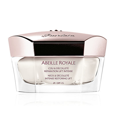 Guerlain Abeille Royale Intense Restoring Lift - Neck and Decollete Cream | Harrods