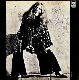 Janis Joplin - Cheap Thrills - 1967 Signed, sedonarock, Buy USA Products Rinkya Stores