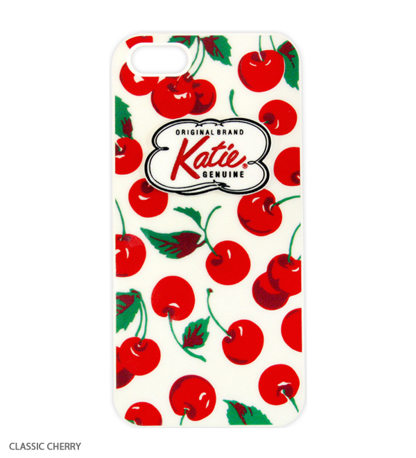 CLASSIC CHERRY for iPhone 5/5S - Katie Official Web Store