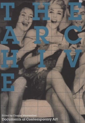 Amazon.co.jp: The Archive (Whitechapel: Documents of Contemporary Art): Charles Merewether: 洋書