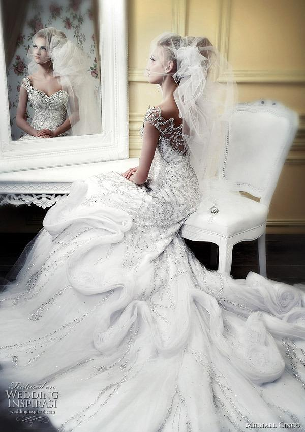 WEDDING DRESSES BY MICHAEL CINCO COUTURE ‹ ALL FOR FASHION DESIGN