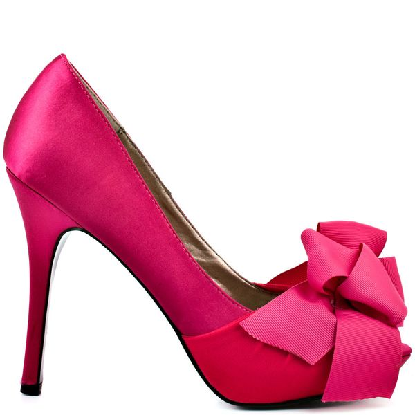 •(♥).••♥•Hot Pink#2•♥••.(♥)• / Luichiny My Darling #Sandal