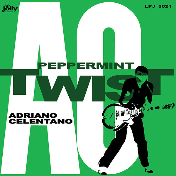 Images for Adriano Celentano - Peppermint Twist