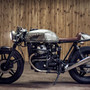 1982 Honda CX500 custom motorcycle