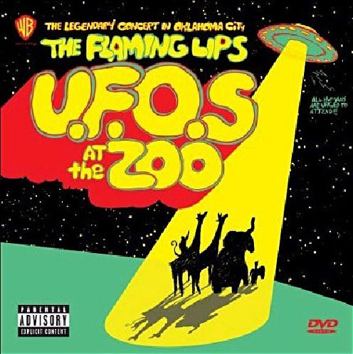Amazon.co.jp: UFO at the Zoo: Legendary Concert in Oklahoma City: Flaming Lips: 音楽