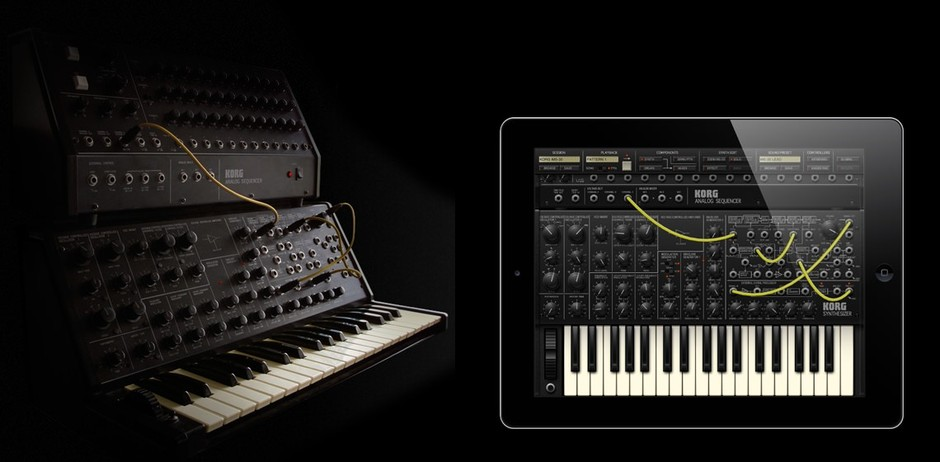 iMS-20 for iPad | Software | KORG