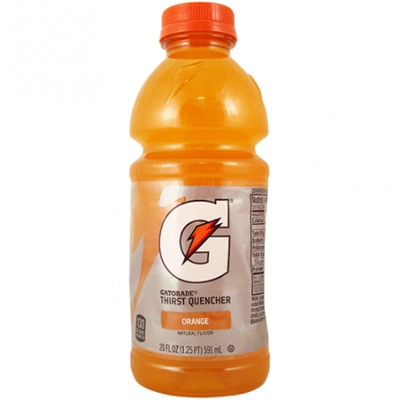 Kaufen Gatorade G Series Orange 20oz (591ml) | American Soda