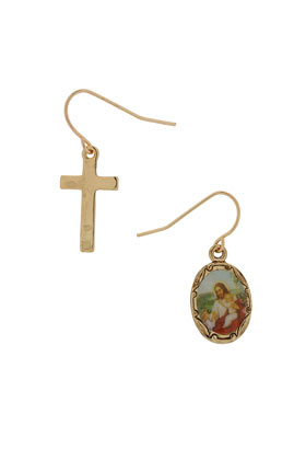 Mismatch Religious Drops - New In This Week - New In - Topshop