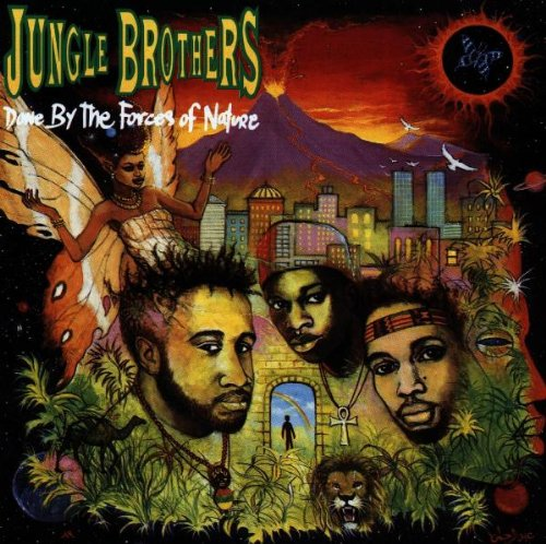 Amazon.co.jp: Done By the Forces of Nature: Jungle Brothers: 音楽